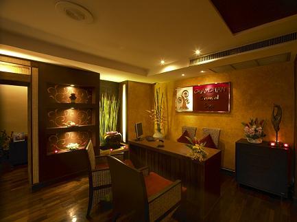 タイバンコクスパエステ日本語予約:Chamchan Oriental Spa チャムチャン・オリエンタル・スパ
