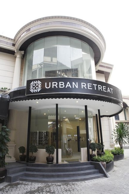 �����Х󥳥����ѥ��������ܸ�ͽ��:Urban Retreat Spa-BTS Asoke Branch- �����Х��ȥ꡼�ȡ����ѡ�BTS���������֥���Ź��
