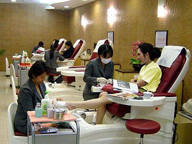 タイバンコクスパエステ日本語予約:NIC Nail Salon NIC ネイル サロン