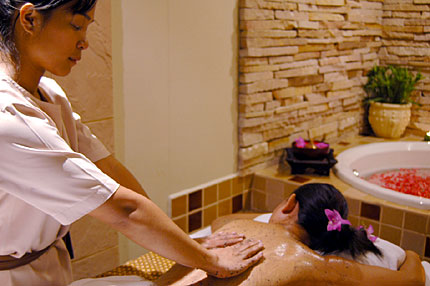 �����Х󥳥����ѥ��������ܸ�ͽ��:The Sense of Spa ���󥹥��֥���